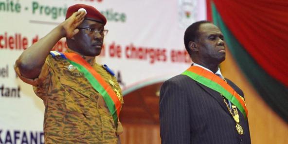 Burkina : Kafando, Zida et des ministres retenus de force à la présidence par des éléments du RSP