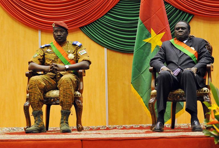 Burkina Faso : le président et le premier ministre retenus par des militaires