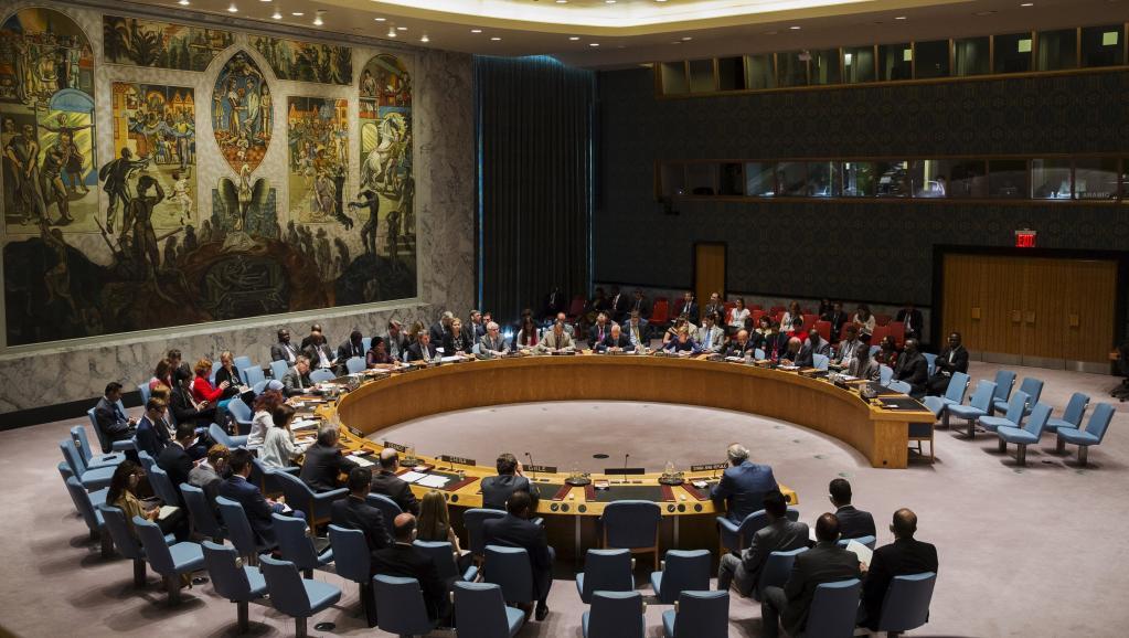 Les 15 membres du Conseil de sécurité de l'ONU ont « condamné le plus fermement possible » le coup d'Etat au Burkina Faso, jeudi 17 septembre 2015. REUTERS/Lucas Jackson
