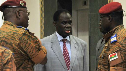 Michel Kafando libéré par le CND