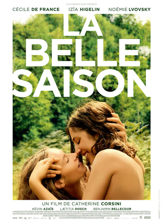 "FRONT NATIONAL : UN MAIRE CENSURE L'AFFICHE DU FILM ""LA BELLE SAISON"""
