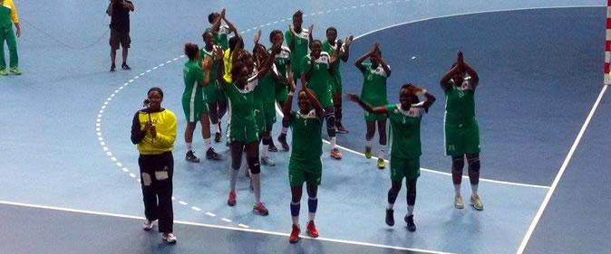 Jeux africains Handball : Les Lionnes tombent en demi-finale devant le Cameroun 27-19