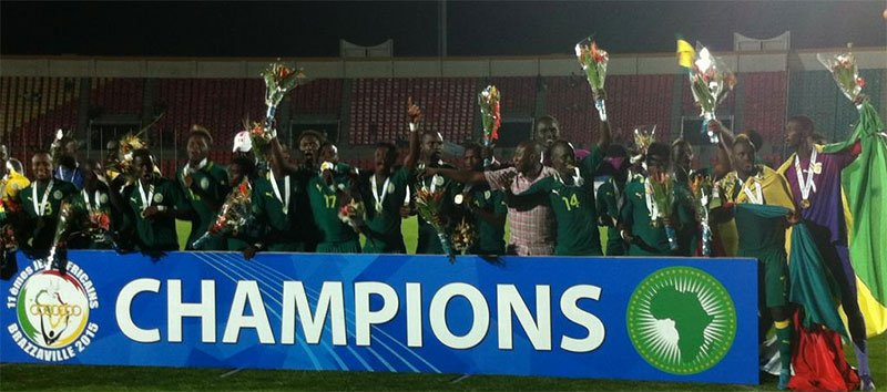 Football Jeux africains: le Sénégal décroche la médaille d'or