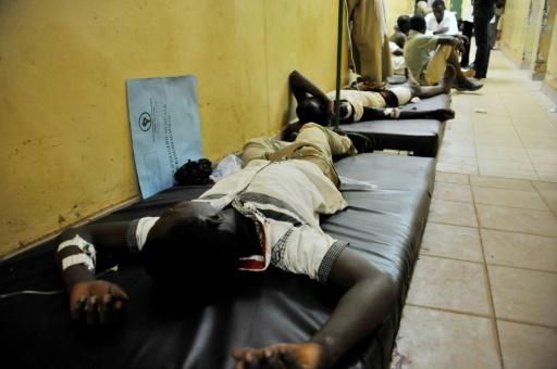 Burkina: trois morts et au moins 13 blessés admis au principal hôpital de Ouagadougou