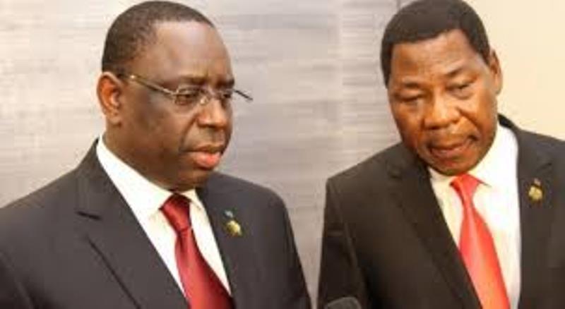 «Il se pose véritablement un manque de dialogue entre acteurs politiques burkinabé », président Macky Sall