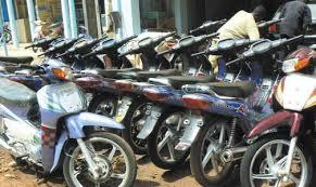 Thiès : Les motos Jakarta interdites de circulation au delà de 20 heures