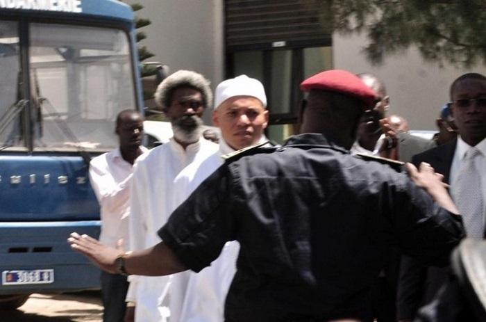 Me Abdoulaye Tine : «Karim Wade est victime d'une séquestration arbitraire».