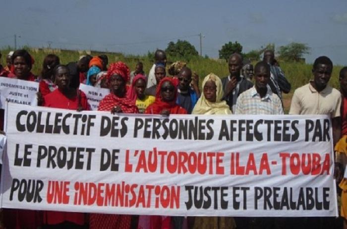 Autoroute Ila Touba : les populations impactées interpellent Macky Sall