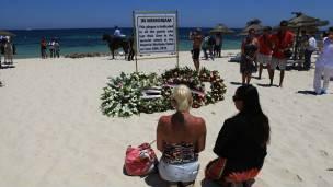 Les sites touristiques n'ont pas été épargnés par les attentats.