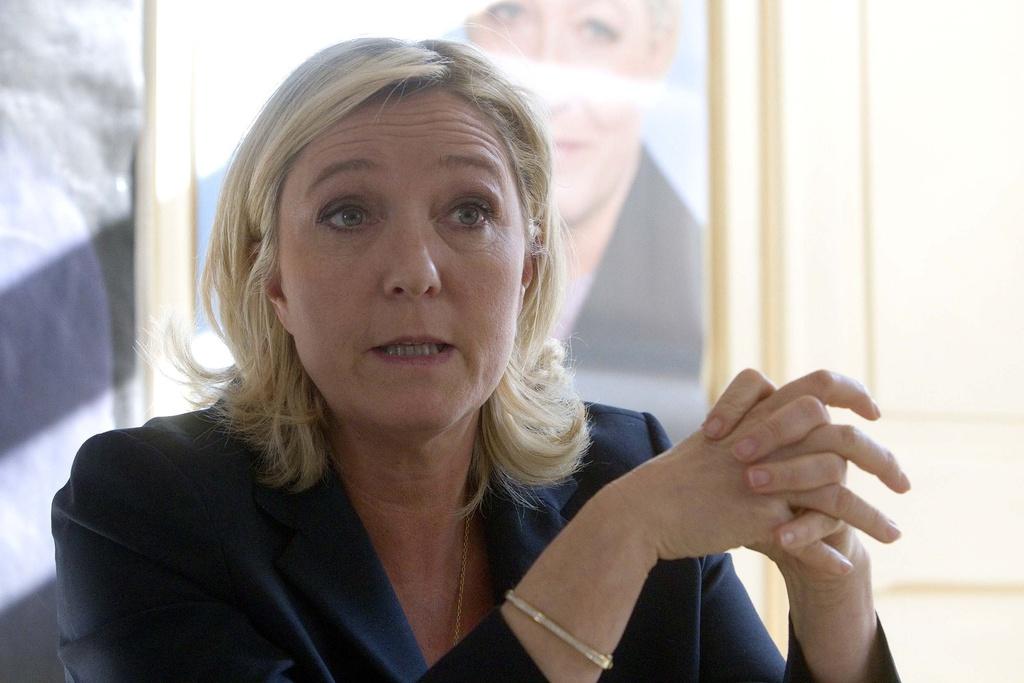 TWEET DU JOUR : MARINE LE PEN MÉCONTENTE DU RÉSULTAT D'UN VOTE... AUQUEL ELLE N'A PAS PARTICIPÉ !
