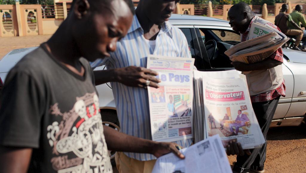 Burkina Faso: les forces armées convergent vers Ouagadougou