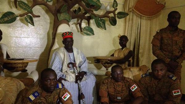 Burkina: accord entre putschistes et loyalistes pour éviter un affrontement