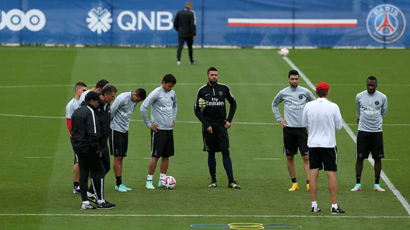 Le PSG lance le match pour son futur centre d'entraînement de luxe