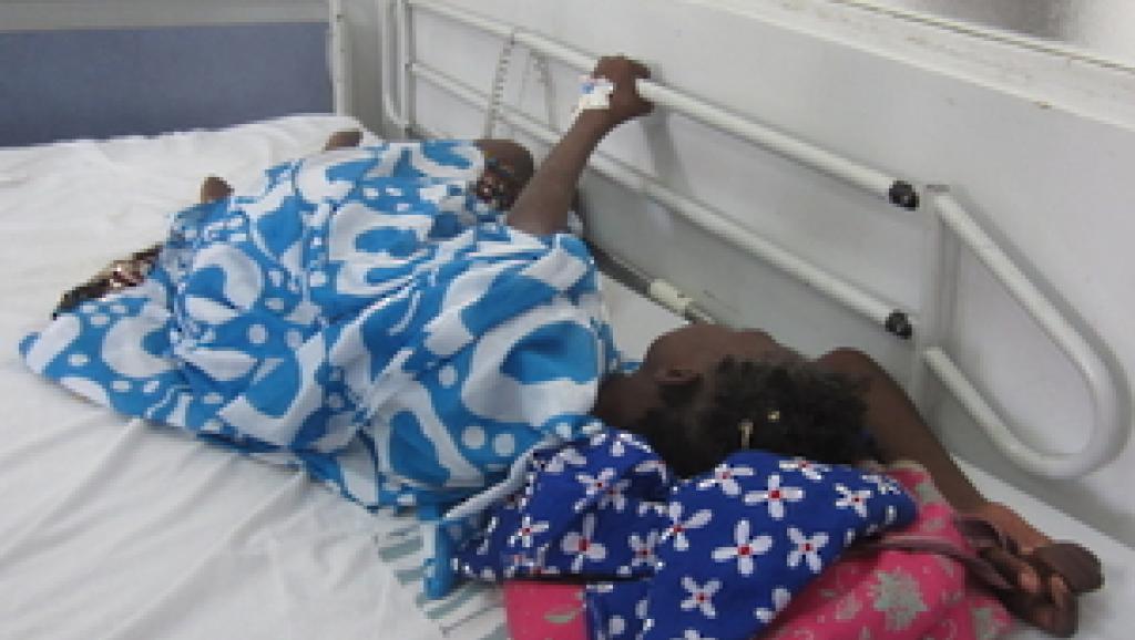L'accès aux soins, priorité pour les habitants d'Afrique subsaharienne