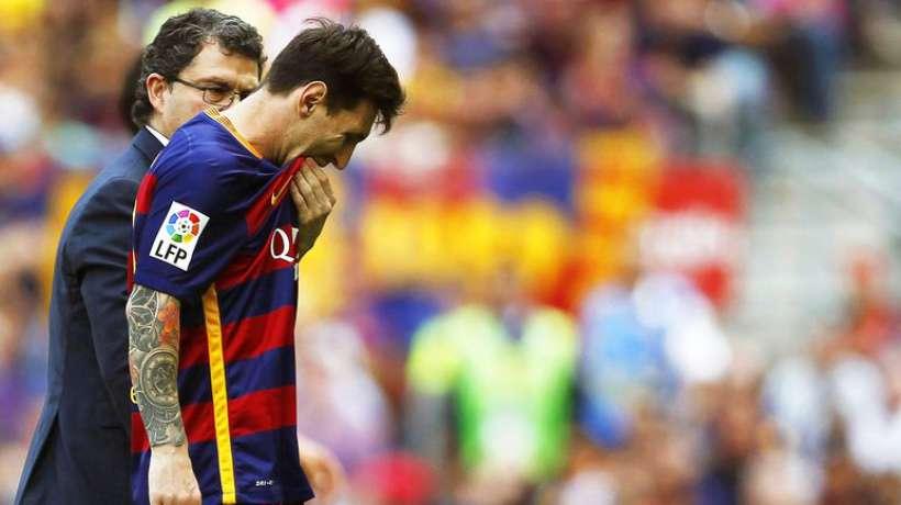 Le Barça redoute la vie sans Lionel Messi...