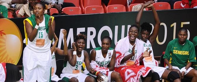 Afrobasket féminin: Les Lionnes pour la 2ème place