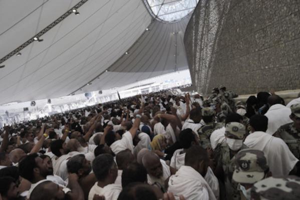 Bousculade meurtrière à Mina: 37 Sénégalais portés disparus, les recherches se poursuivent