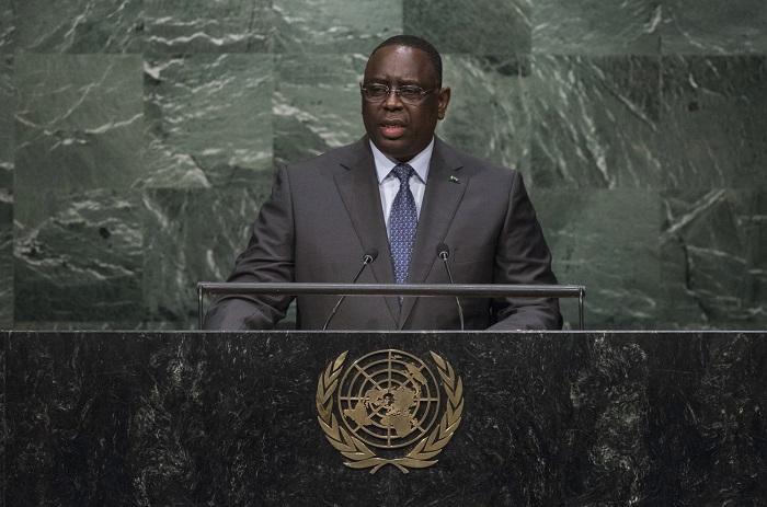 Direct de New York: Le Président Macky Sall se prononce