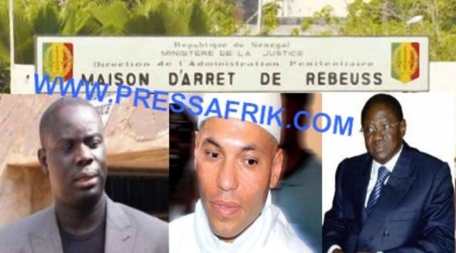 Rencontre entre Gackou, Karim Wade et Pape Diop : Me Wade abat ses dernières cartes.