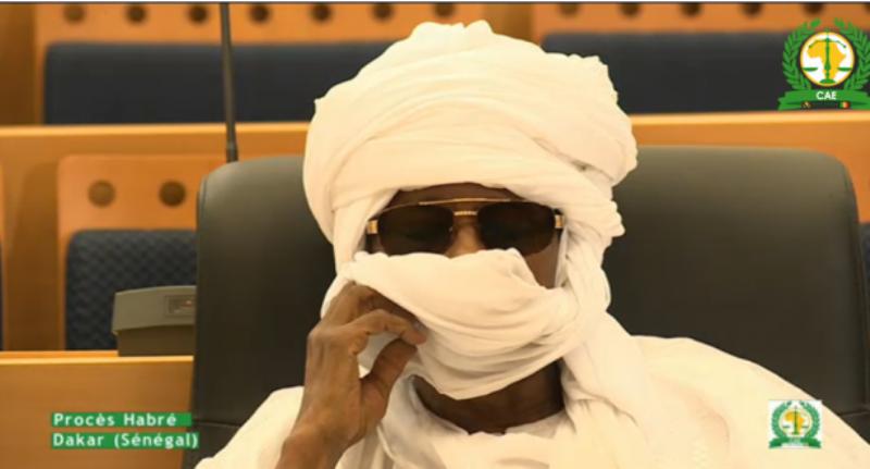 Direct procès: «On m'a dit qu'Hissein Habré a égorgé mon mari», Mariam Hassan Abakar
