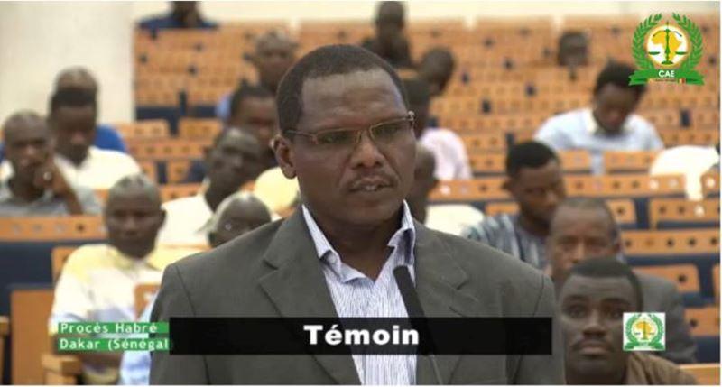 Direct procès Habré: Mahamat Nour Dadji craque à la barre et interpelle l'accusé (mis à jour)