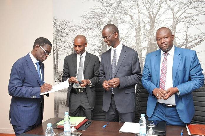 Prêt de 2,5 milliards de FCFA: Fonsis et la Boad soutiennent les initiatives privées
