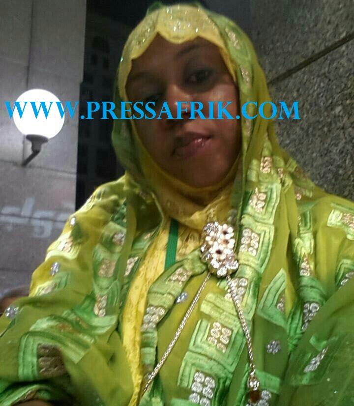 Bousculade meurtrière de Mina: L'histoire pathétique d'une jeune Sénégalaise qui vivait à Paris