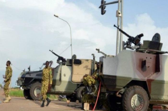 Burkina : l'armée contrôle la situation