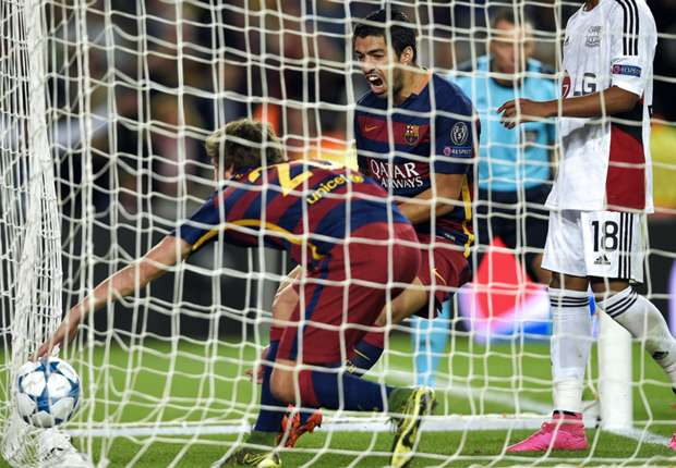Le Barça s'est fait peur
