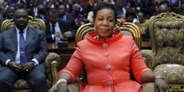 Centrafrique : arrivée à Bangui, Catherine Samba-Panza dénonce une tentative de coup d'État