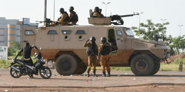 Burkina : le général Diendéré retranché dans une ambassade, des négociations toujours en cours
