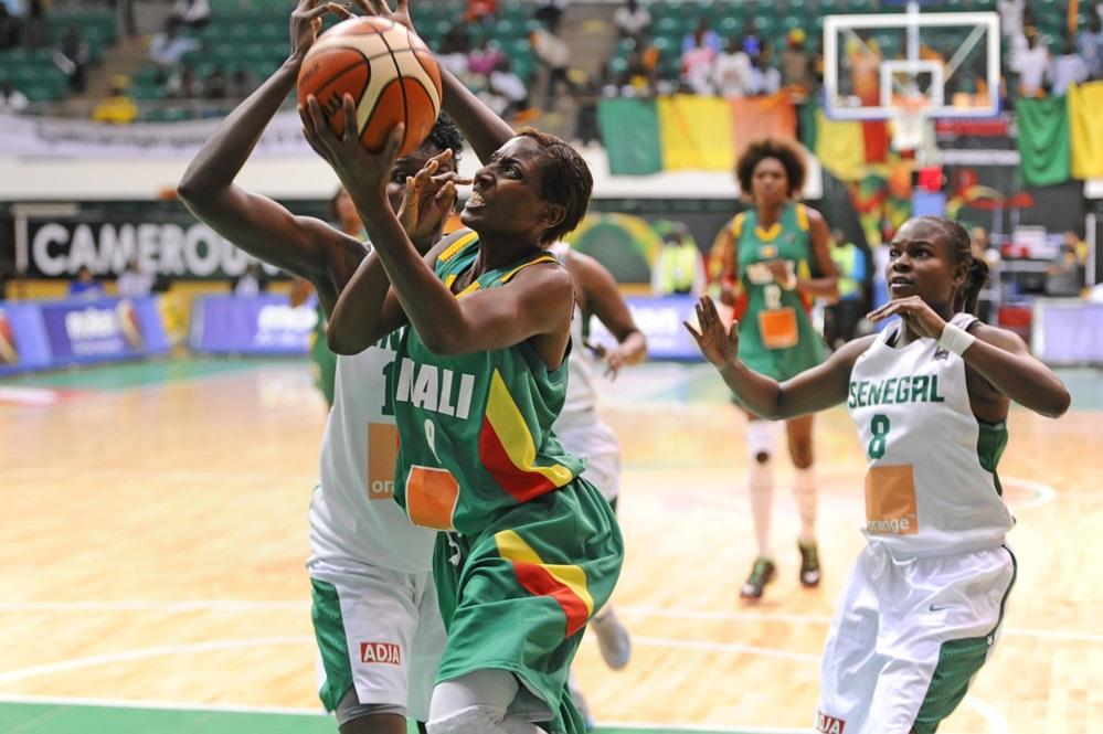 Afrobasket féminin 2015: Sénégal-Mali, le combat des 1/4 à 15h45