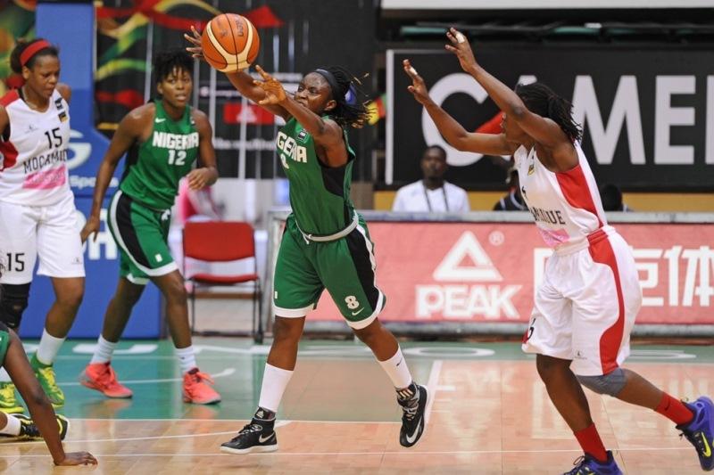 Afrobasket féminin 2015: le Nigéria, première équipe en 1/2