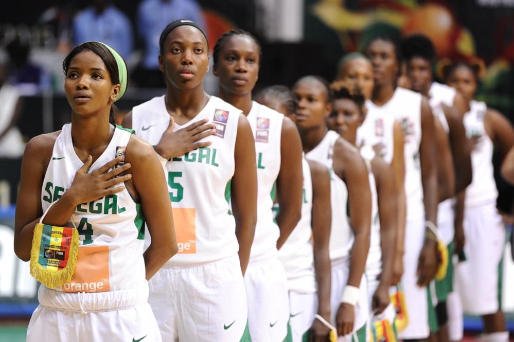 """Afrobasket féminin 2015 Sénégal 57-38 Mali: les """"Lionnes"""" écartent les """"Aigles"""" et se qualifient en 1/2"""