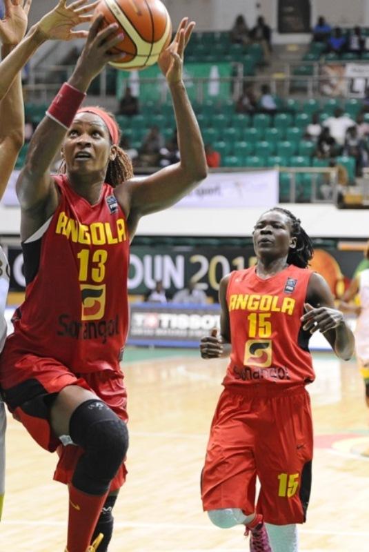 Afrobasket féminin 2015: Sénégal et Angola s'expliqueront en 1/2