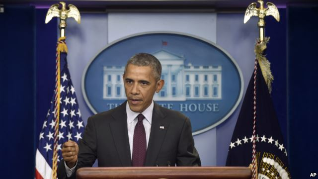 "Fusillade : Obama dit sa colère face à ce qui est devenu une ""routine"""