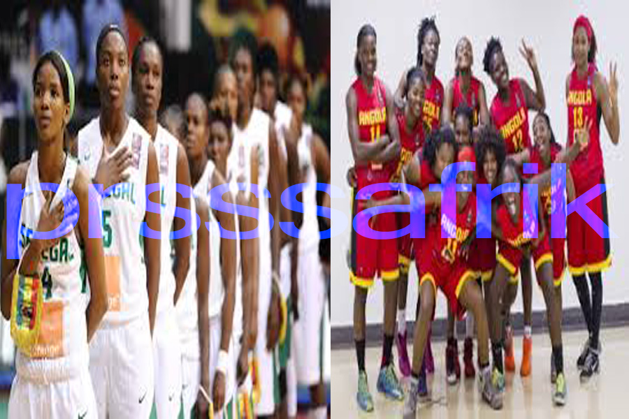 Afrobasket Féminin: Angola-Sénégal en demi ce vendredi