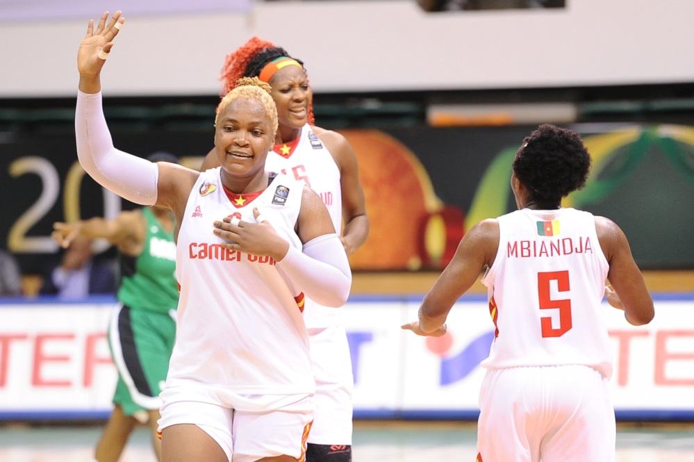 Afrobasket féminin 2015: le Cameroun attend le Sénégal ou l'Angola en finale