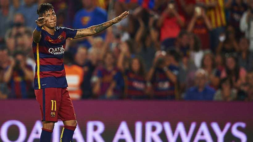 FC Barcelone : Neymar atteint un premier sommet