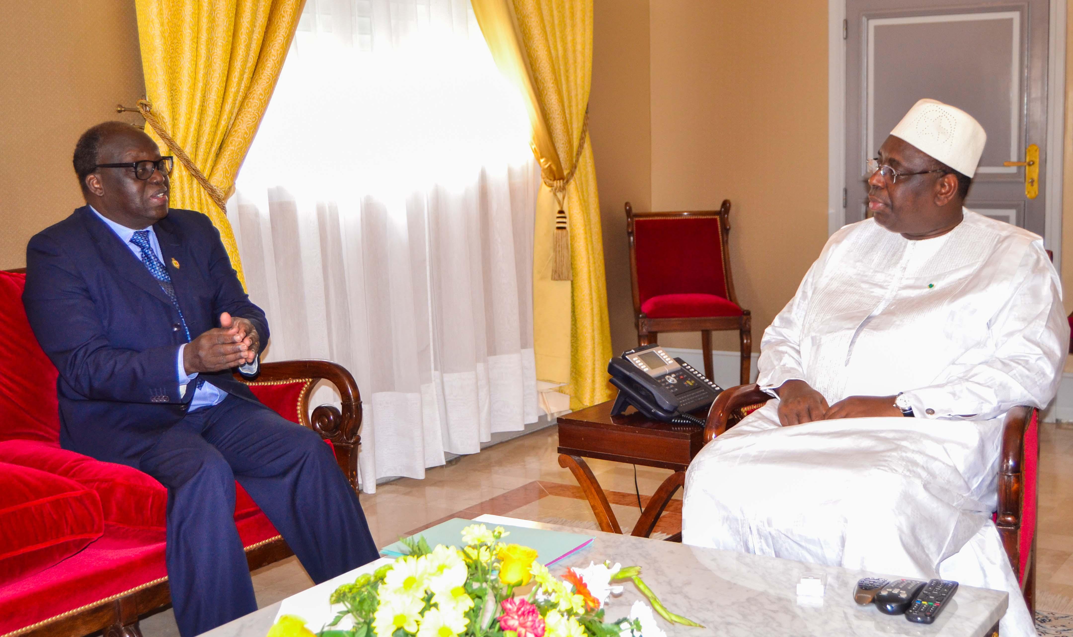 Résolution de la crise au Burkina Faso : Moustapha Niasse tresse des lauriers à Macky
