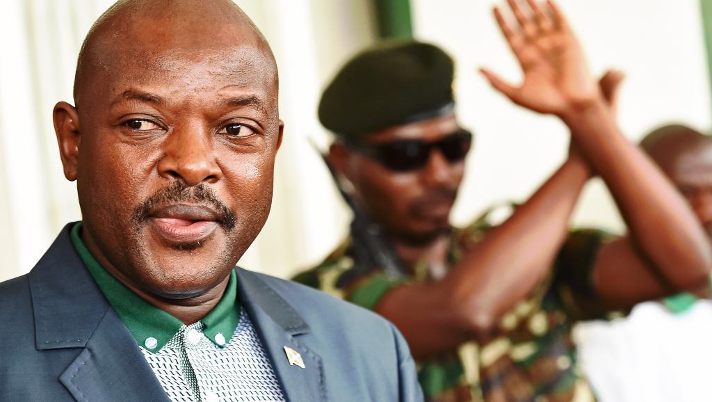 Le président du Burundi, Pierre Nkurunziza, aura trente jours pour répondre au courrier de l'Union européenne. AFP/Carl de Souza
