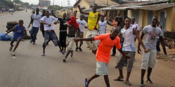 Guinée : 17 blessés lors d'affrontements entre militants du pouvoir et de l'opposition