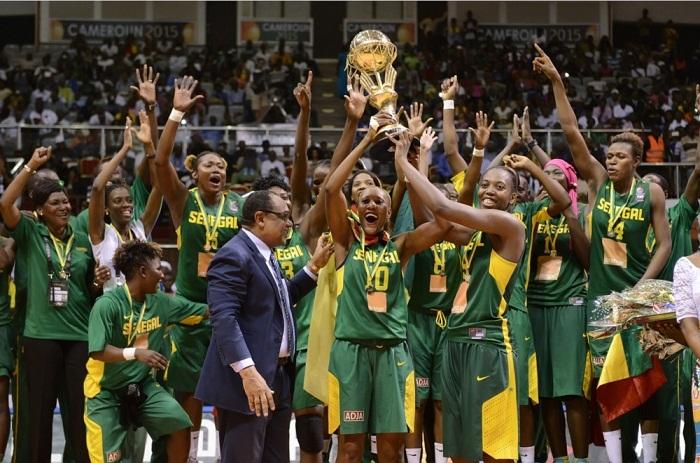 Afrobasket : les Championnes d'Afrique de retour cet après-midi.