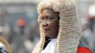 Des juges ghanéens suspendus