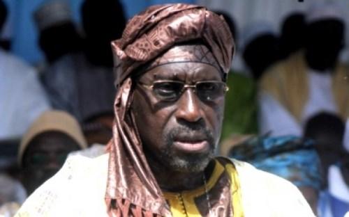 FIFA : Le Grand Serigne de Dakar  Abdoulaye  Makhtar Diop statue sur les dossiers Sepp Blatter et Michel Platini, à Zurich