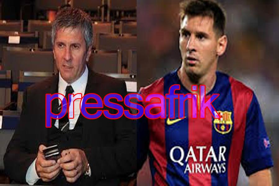 Barça : le père de Messi emprisonné ?