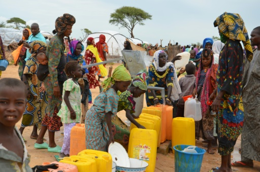 NIGER: LES ENFANTS RÉFUGIÉS TRAUMATISÉS PAR LES ATROCITÉS DE BOKO HARAM
