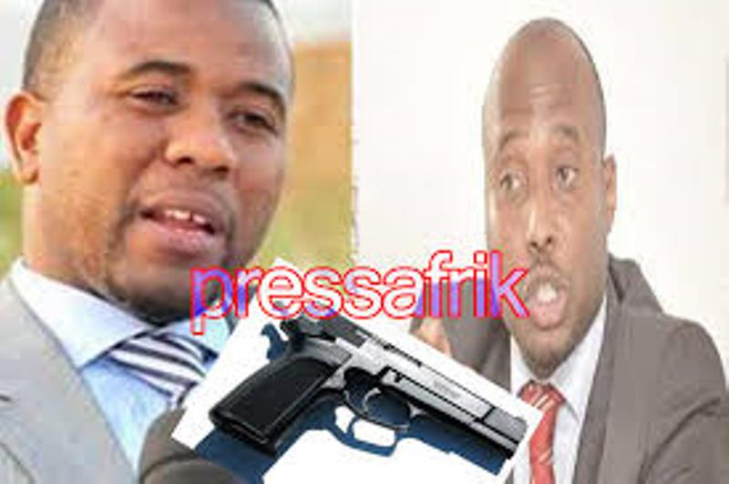 Dernière minute: Barthélémy Dias porte plainte contre Bougane Gueye Dani