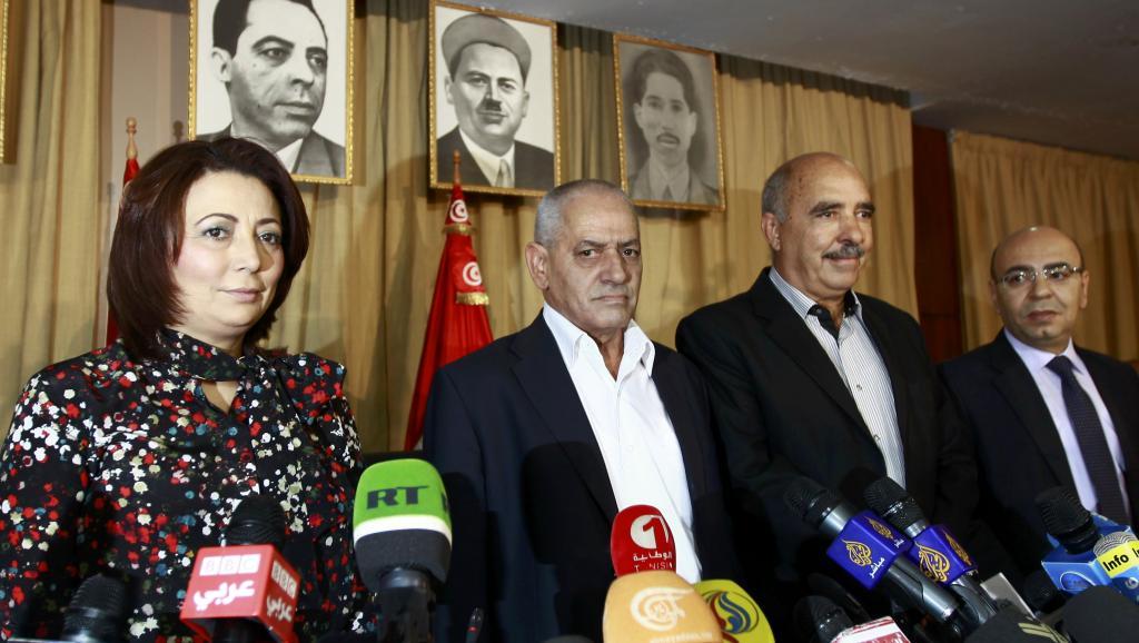 Le Quartet pour le dialogue en Tunisie Nobel de la paix 2015