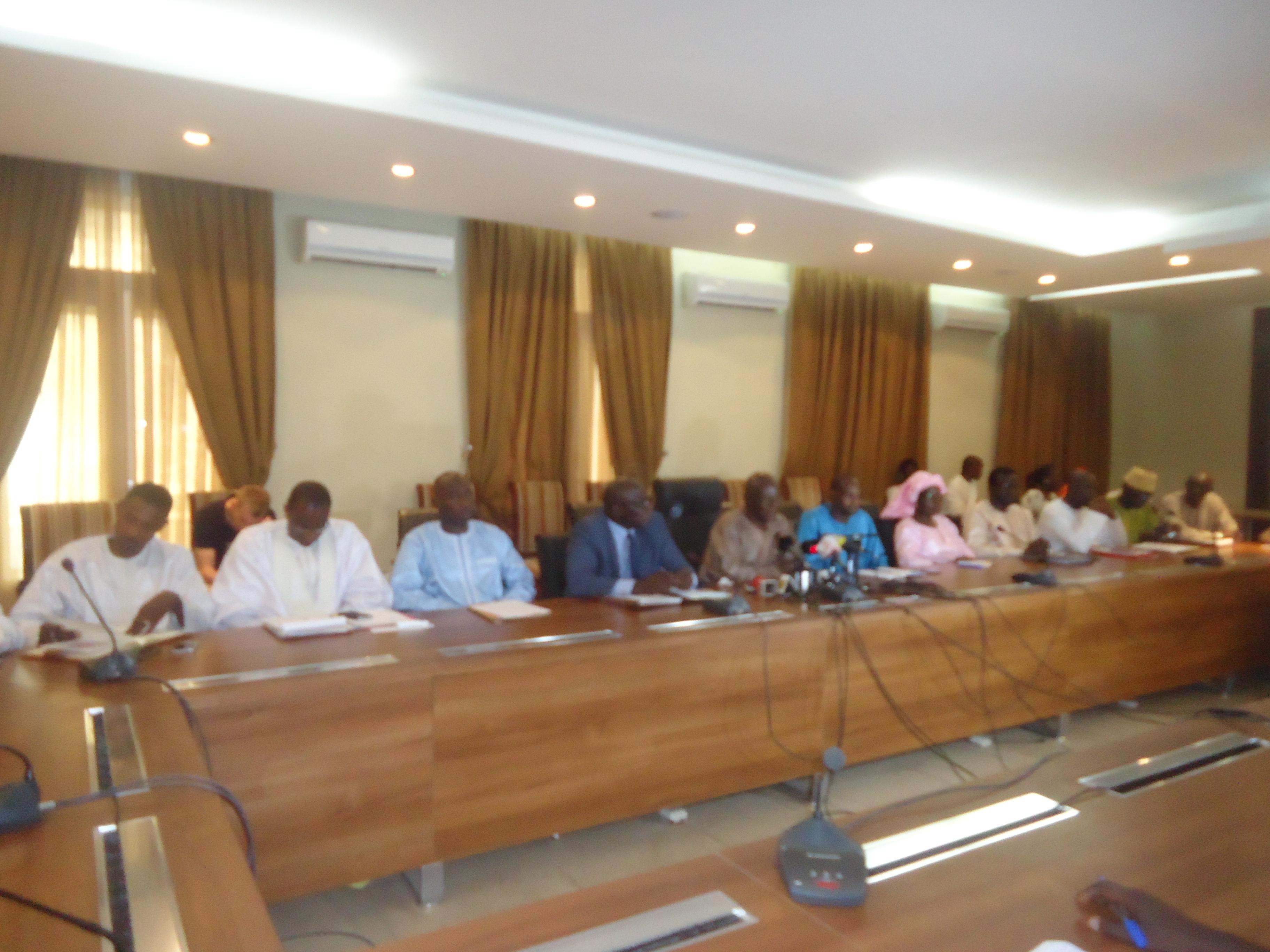 61 morts Sénégalais confirmés, la cellule poursuit le processus d'identification à la Mecque
